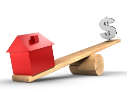 seesawing home prices